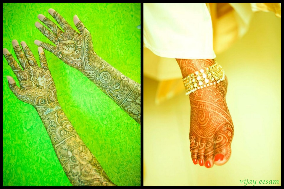 Mehndi & Sangeet - The fun way to kick start your wedding!